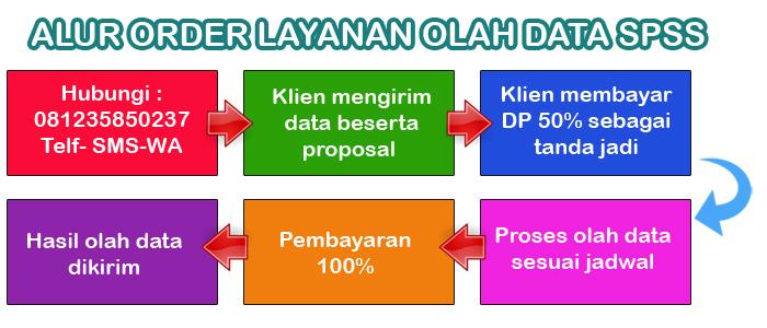 Jasa Olah Data SPSS di Indramayu Murah dan Cepat Satu Hari Selesai