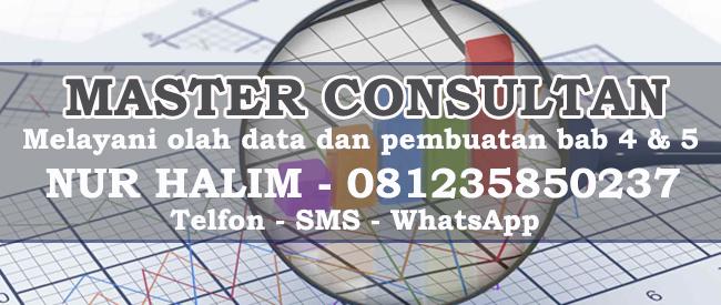 Jasa Olah Data SPSS di Tangerang Murah dan Cepat