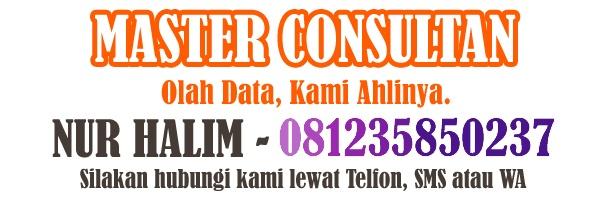 Tempat Analisis Data SPSS di Rembang