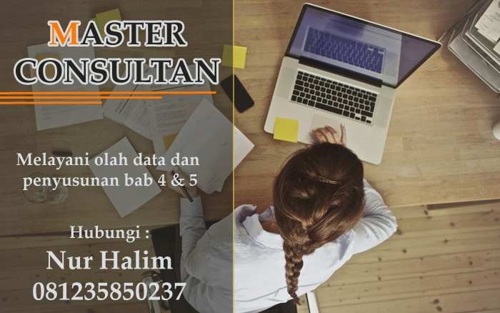 Tempat Analisis Data SPSS di Palmerah Jakarta