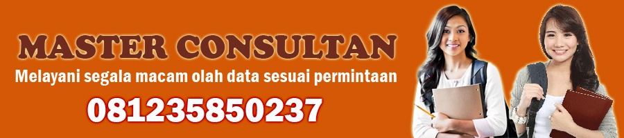 Jasa Pengerjaan Olah Data SPSS Cepat Murah di Yogyakarta