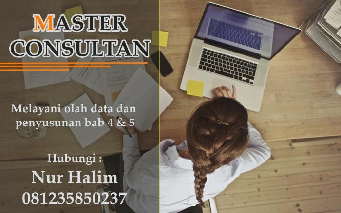 Tempat Analisis Data SPSS di Pasar Rebo Jakarta