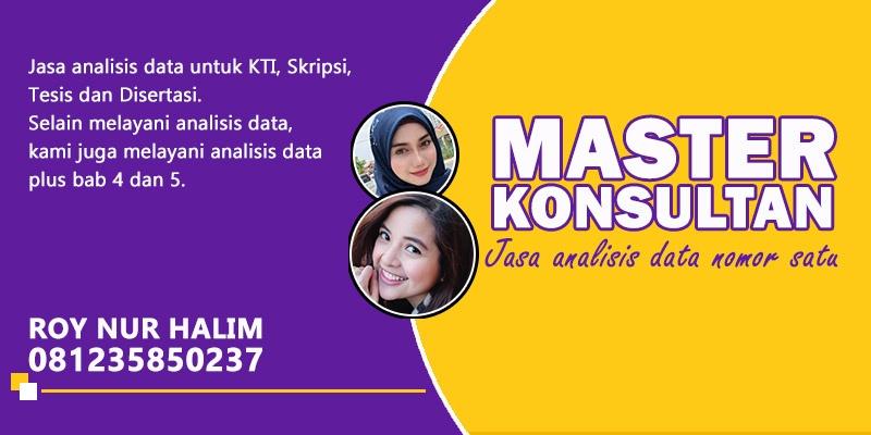 Jasa Olah Data Skripsi Kilat Dan Terpercaya di Tangerang